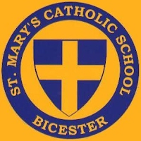 St. Mary's Bicester School Logo